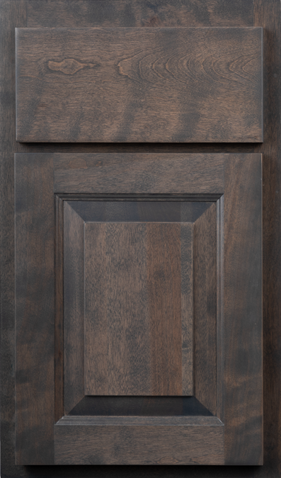 Door Natural Birch Driftwood Satin 101 R1 OG