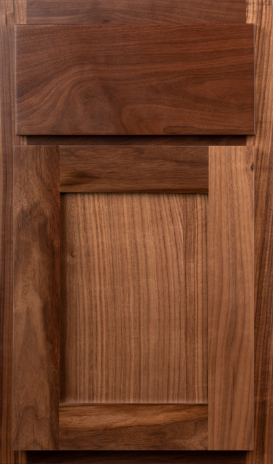 Door Walnut Natural Satin 109 FPSQ